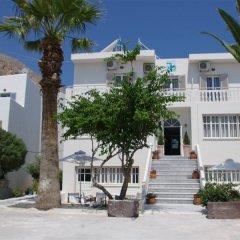 Отель Kamari Blu Греция, Остров Санторини - отзывы, цены и фото номеров - забронировать отель Kamari Blu онлайн пляж