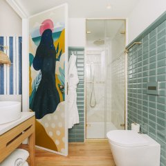 Мини-отель Gran Cruz House ванная фото 2