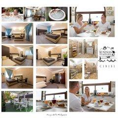 Отель Kunesias B&B Италия, Чинизи - отзывы, цены и фото номеров - забронировать отель Kunesias B&B онлайн питание фото 2