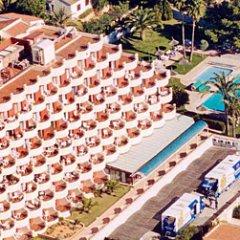 Отель AR Galetamar Испания, Кальпе - отзывы, цены и фото номеров - забронировать отель AR Galetamar онлайн спортивное сооружение