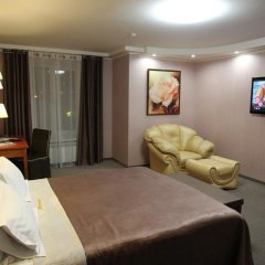 Отель Злата Прага Премиум Запорожье комната для гостей фото 3