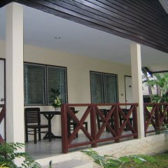 Pattaya Garden Hotel балкон