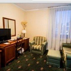 Шаляпин Палас Отель 4* Стандартный номер с двуспальной кроватью фото 3