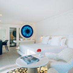 Отель Iberostar Grand Portals Nous - Adults Only комната для гостей фото 3