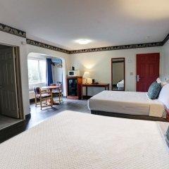 Отель GreenTree Pasadena Inn США, Пасадена - отзывы, цены и фото номеров - забронировать отель GreenTree Pasadena Inn онлайн комната для гостей фото 4