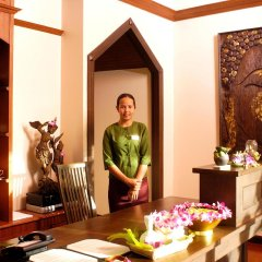 Отель Mangosteen Ayurveda & Wellness Resort спа