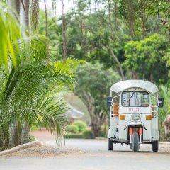 Отель Horseshoe Point Pattaya городской автобус