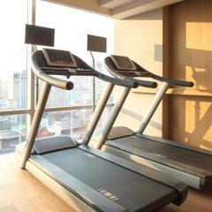 Отель Ibis Styles Ambassador Seoul Myeongdong Сеул фитнесс-зал фото 2