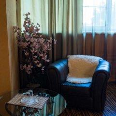 Сакура Отель 4* Стандартный номер с двуспальной кроватью фото 4