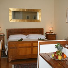 Hotel Westend Меран комната для гостей
