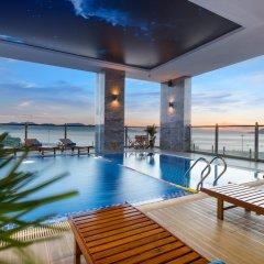 Отель Xavia Hotel Вьетнам, Нячанг - 1 отзыв об отеле, цены и фото номеров - забронировать отель Xavia Hotel онлайн бассейн