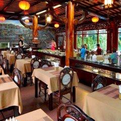 Отель Thanh Binh Iii Хойан питание