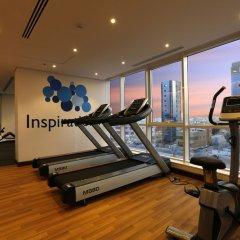 Swiss International Royal Hotel Riyadh фитнесс-зал фото 3