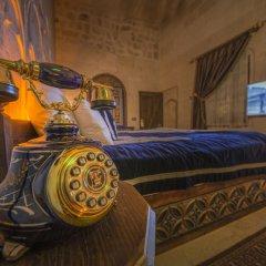Elika Cave Suites Турция, Ургуп - отзывы, цены и фото номеров - забронировать отель Elika Cave Suites онлайн удобства в номере