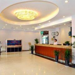 Отель Zhongan Inn Meiyuan Hotel Китай, Сиань - отзывы, цены и фото номеров - забронировать отель Zhongan Inn Meiyuan Hotel онлайн интерьер отеля фото 3
