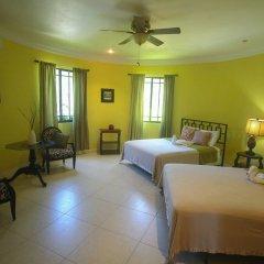 Отель Milbrooks Resort Ямайка, Монтего-Бей - отзывы, цены и фото номеров - забронировать отель Milbrooks Resort онлайн комната для гостей фото 5