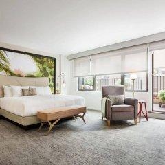 Отель Gardens Suites Hotel by Affinia США, Нью-Йорк - отзывы, цены и фото номеров - забронировать отель Gardens Suites Hotel by Affinia онлайн комната для гостей фото 2