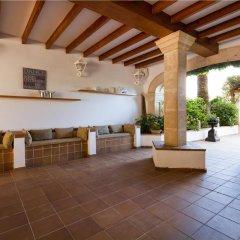 Отель Plazamar Apartments Испания, Санта-Понса - отзывы, цены и фото номеров - забронировать отель Plazamar Apartments онлайн интерьер отеля