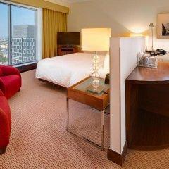 Отель Hilton Warsaw City Польша, Варшава - 11 отзывов об отеле, цены и фото номеров - забронировать отель Hilton Warsaw City онлайн комната для гостей фото 5