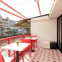 Отель Smile Inn балкон