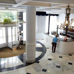 Gran Hotel Balneario de Liérganes интерьер отеля фото 3