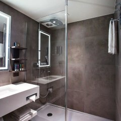Отель Novotel Paris Les Halles Франция, Париж - 8 отзывов об отеле, цены и фото номеров - забронировать отель Novotel Paris Les Halles онлайн ванная фото 3