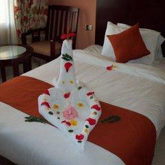 Отель Aquamarine Sun Flower Resort комната для гостей фото 2