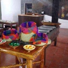 Hotel Parador Santa Cruz детские мероприятия