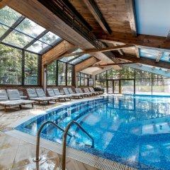 Отель Lion Borovetz Болгария, Боровец - 2 отзыва об отеле, цены и фото номеров - забронировать отель Lion Borovetz онлайн бассейн фото 3