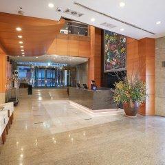 Отель Fraser Place Central Seoul Южная Корея, Сеул - отзывы, цены и фото номеров - забронировать отель Fraser Place Central Seoul онлайн интерьер отеля