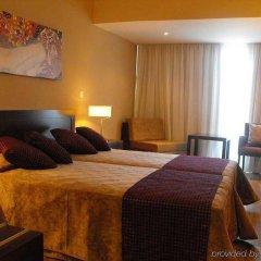 Отель Crystal Springs Beach Hotel Кипр, Протарас - 13 отзывов об отеле, цены и фото номеров - забронировать отель Crystal Springs Beach Hotel онлайн комната для гостей фото 3