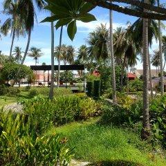 Отель Suwan Driving Range and Resort пляж