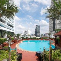 Отель Centre Point Silom Бангкок бассейн