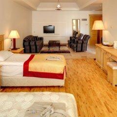 Отель Ugurlu Thermal Resort Spa & Kaplica Kur Merkezi Газиантеп комната для гостей фото 5