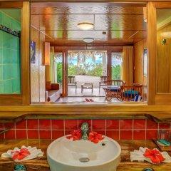 Sanctuary Rarotonga-on the beach-Adults Only in Rarotonga, Cook Islands from 326$, photos, reviews - zenhotels.com bathroom