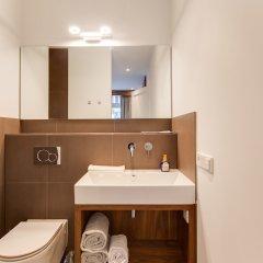Отель B&B Het Kabinet Нидерланды, Амстердам - отзывы, цены и фото номеров - забронировать отель B&B Het Kabinet онлайн ванная фото 2