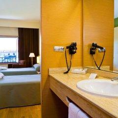Отель Oca Golf Balneario Augas Santas ванная