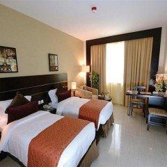 Landmark Hotel Riqqa комната для гостей фото 5