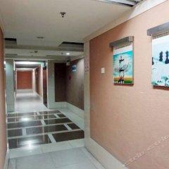 Four Leaf Inn Jinsheng Hotel Guangzhou интерьер отеля