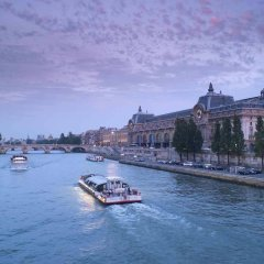 Отель Mercure Tour Eiffel Grenelle фото 3