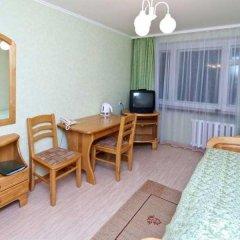 Гостиница Gostinitsa Pravitelstva Kirovskoy Oblasti комната для гостей