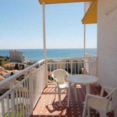 Отель Monarque Torreblanca Испания, Фуэнхирола - 1 отзыв об отеле, цены и фото номеров - забронировать отель Monarque Torreblanca онлайн балкон