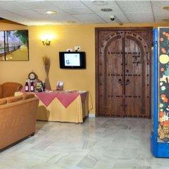 Отель Bellavista Sevilla Hotel Испания, Севилья - отзывы, цены и фото номеров - забронировать отель Bellavista Sevilla Hotel онлайн интерьер отеля фото 3