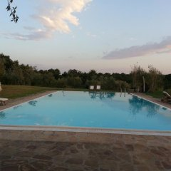 Отель La Casuccia - Donnini Реггелло бассейн фото 3