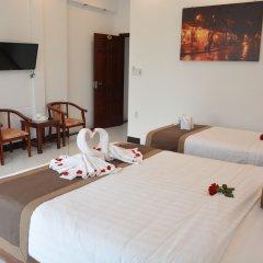 Отель Horizon 2 Villa Hoi An комната для гостей фото 2