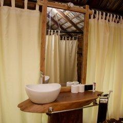 Отель Yala Safari Camping Шри-Ланка, Катарагама - отзывы, цены и фото номеров - забронировать отель Yala Safari Camping онлайн ванная