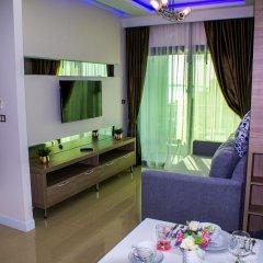 Отель Dusit Grand Condo View Jomtien Паттайя комната для гостей фото 4
