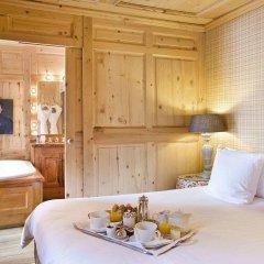 Hotel Mont-Blanc в номере