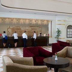 Отель Roma Beach Resort & Spa Сиде интерьер отеля