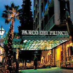Parco Dei Principi Grand Hotel & Spa Рим развлечения